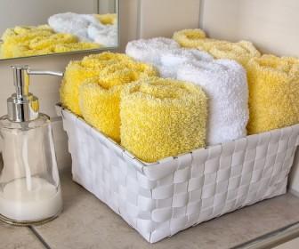 Środki czystości do hotelu